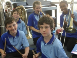 Instrumental Music Fanfare